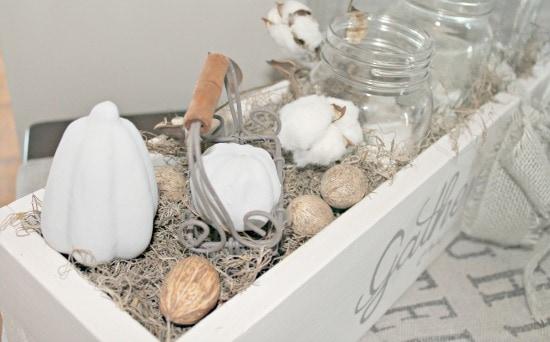 DIY, Farmhouse, Woodworking, Pumpkins, Neutral , mason jar