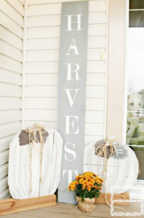 Home Tour, Fall, Porch, Home Decor