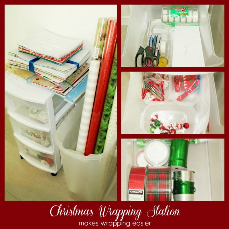 Gifts, Organizing, Christmas