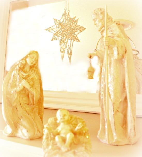Christmas, Tree, White Christmas, Sparkle,