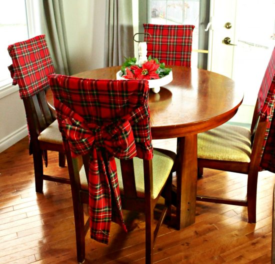 Christmas, Home Tour, Tartan