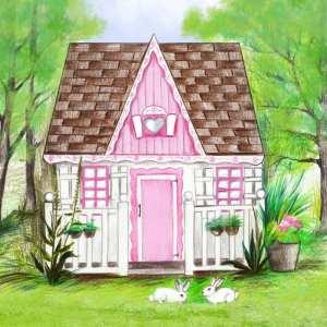 Fairy Story, Fairy Door, Fairy Printable, Faerie Printable