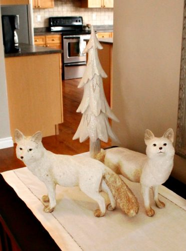 Winter Decor, DIY, Crafts, Home Decor
