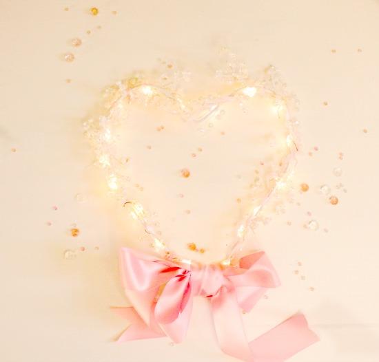 valentines, Wreath, Crafts, DIY, Home Decor