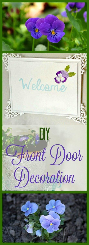 door decoration ideas, front door decoration, door decoration, front door ideas