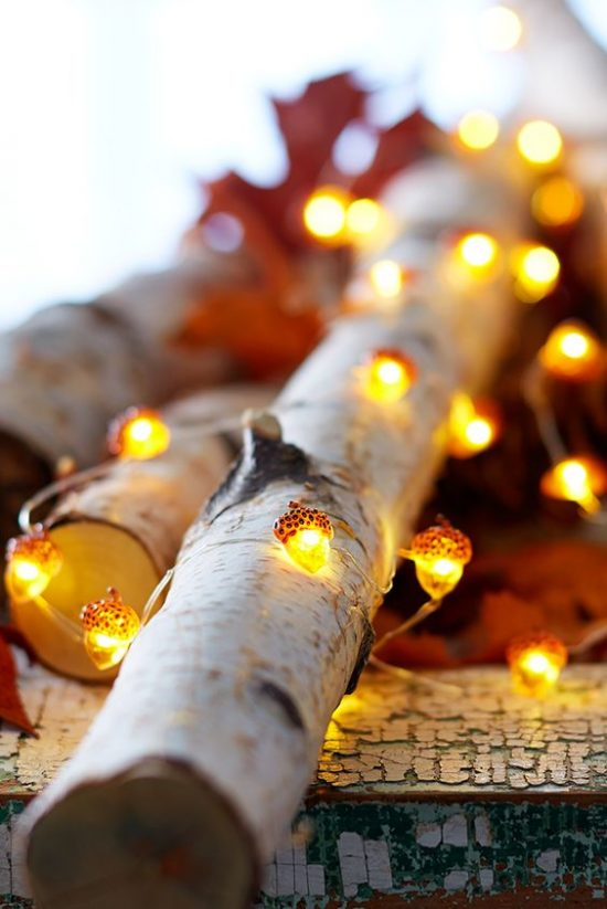 12 Fall Decorating Ideas Adding Light To The Long Fall