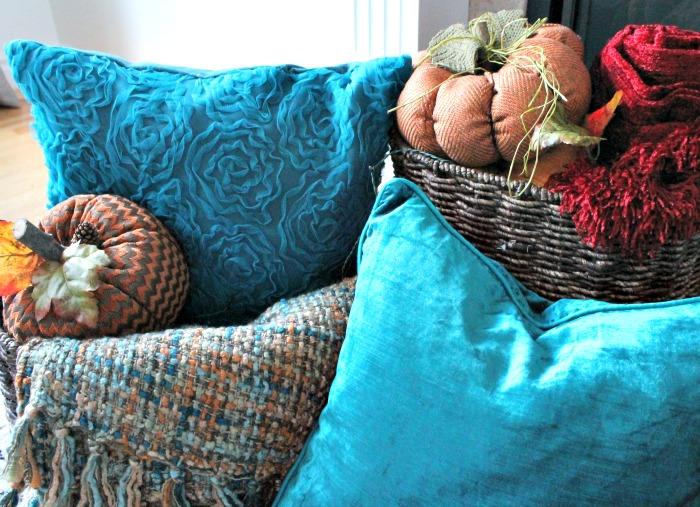 Fall Home Tour, fall decor ideas, diy fall decorating,