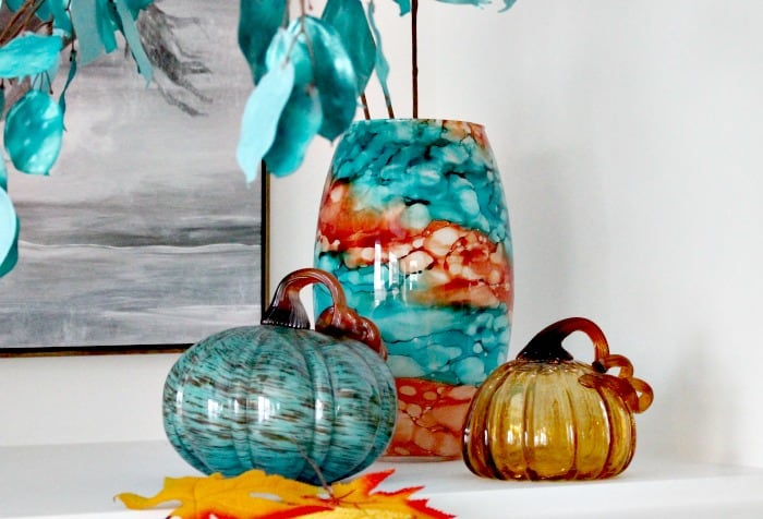 Fall Home Tour, fall decor ideas, diy fall decorating, fall home tour 2017