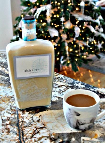 Homemade Irish Cream,Irish Cream Liqueur, Baileys Irish Cream Recipe, Irish Cream Recipe,, bailey's recipes, Irish cream recipes
