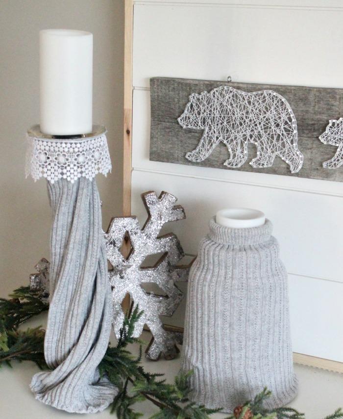 January Decorating Ideas: Winter Farmhouse Decor With The Farmhouse Hens