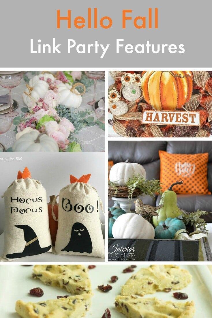 Favorite Fall Crafts, Pumpkins and Recipes
