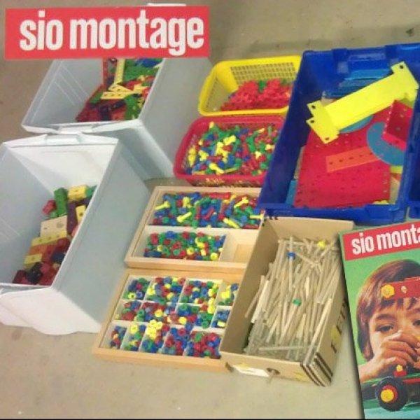 Sio montage set