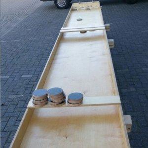 Sjoelbak (5 meter)