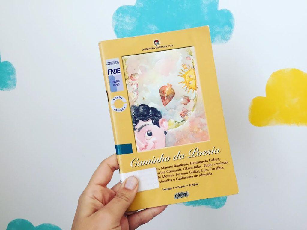 Dica de livro infantil: Caminho da poesia, diversos autores