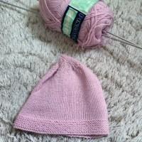 Tricot - Tuto du bonnet taille naissance super simple
