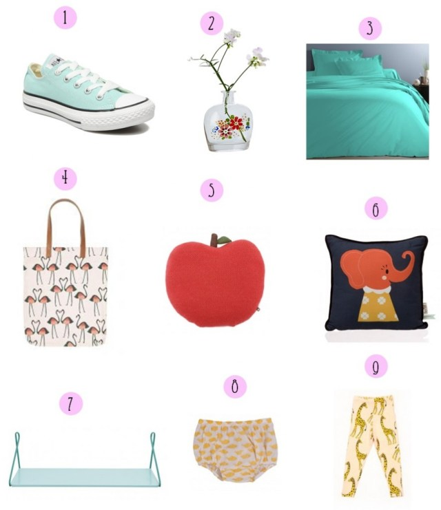 Wishlist - envie de printemps