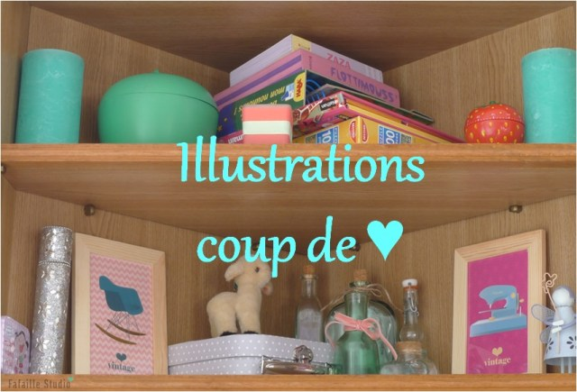 Illustrations coup de coeur