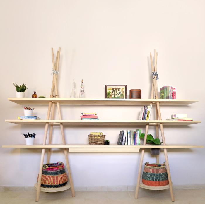 Déco - Le Bureau Tipi ⋆ Fafaille Studio