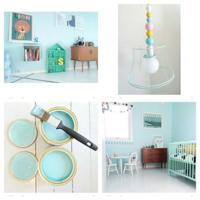 Customiser des meubles en osant la couleur