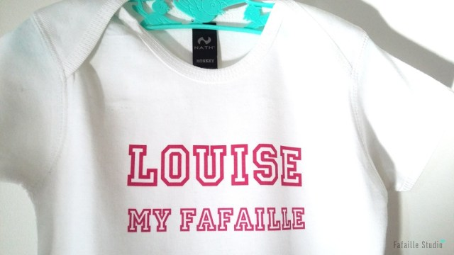 Body Louise my Fafaille