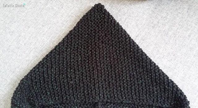 Tricoter un béguin de lutin