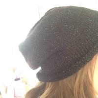 Tricot - Mon bonnet loose en jersey