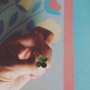 Et de 2 ! monjardintruffdetrfles lamaisondefafaille nature greenlife treflea4feuilles fourleafclover