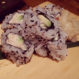 Sesame California Roll
