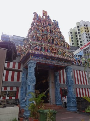 A temple in Singapore's Little India