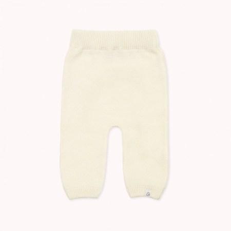 Fagiolino Cashmere Mimmo Pant Sugar Cream
