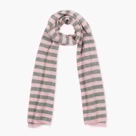 Fagiolino Cashmere Stripes Petal Rose