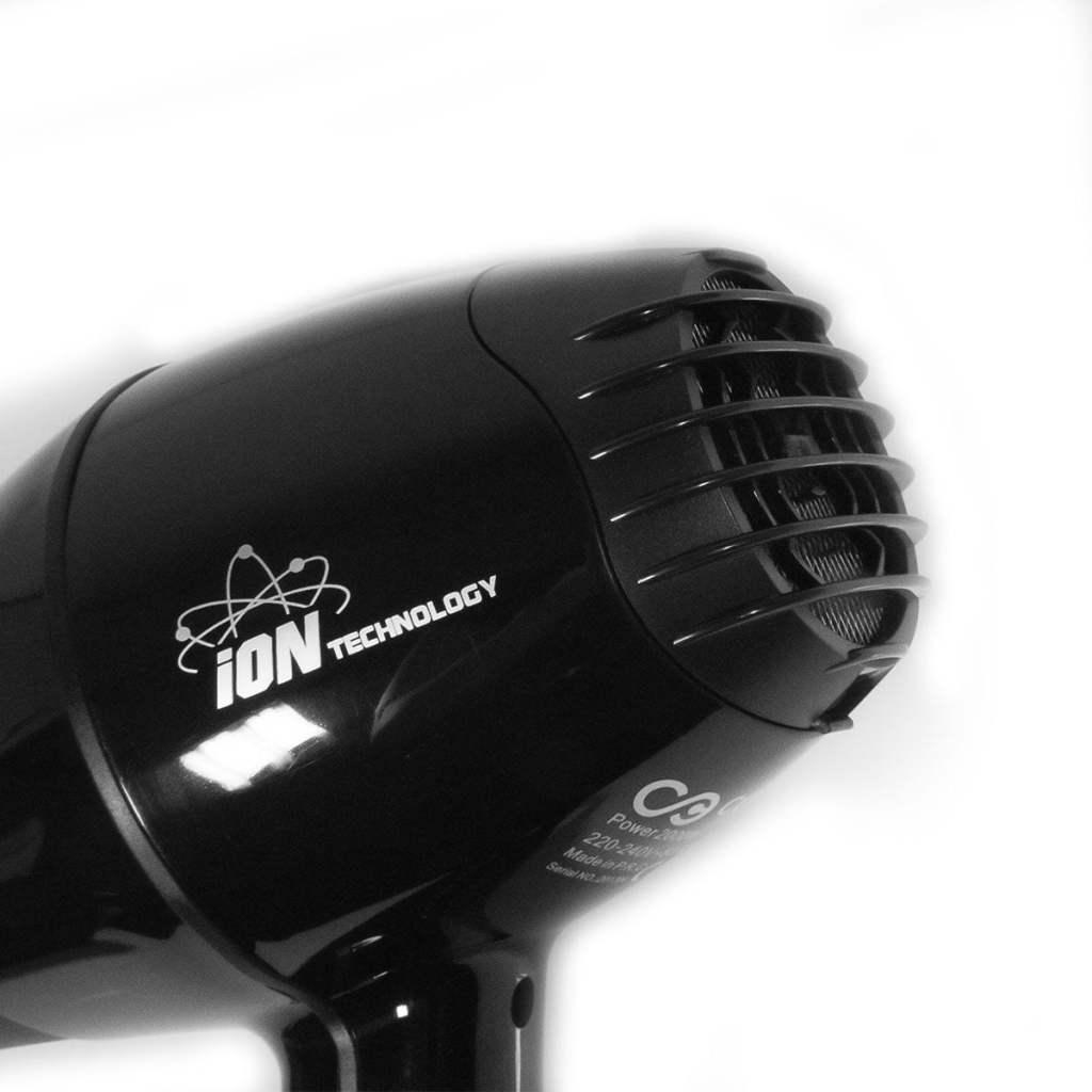 Coral profesionalni fen za kosu sa dva usmerivača i difuzerom - VF-2000 PRO CARE