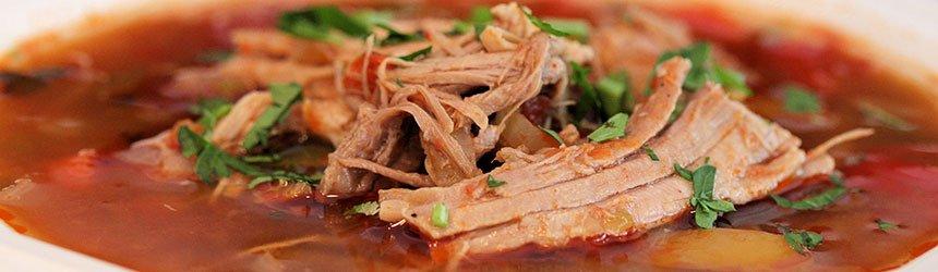 Svinjski gulaš po receptu Džejmija Olivera