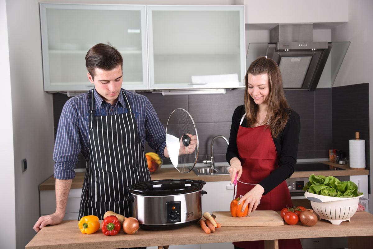 Super Krčko SC-320 Selection-Aparat za sporo kuvanje 6,5 l 3