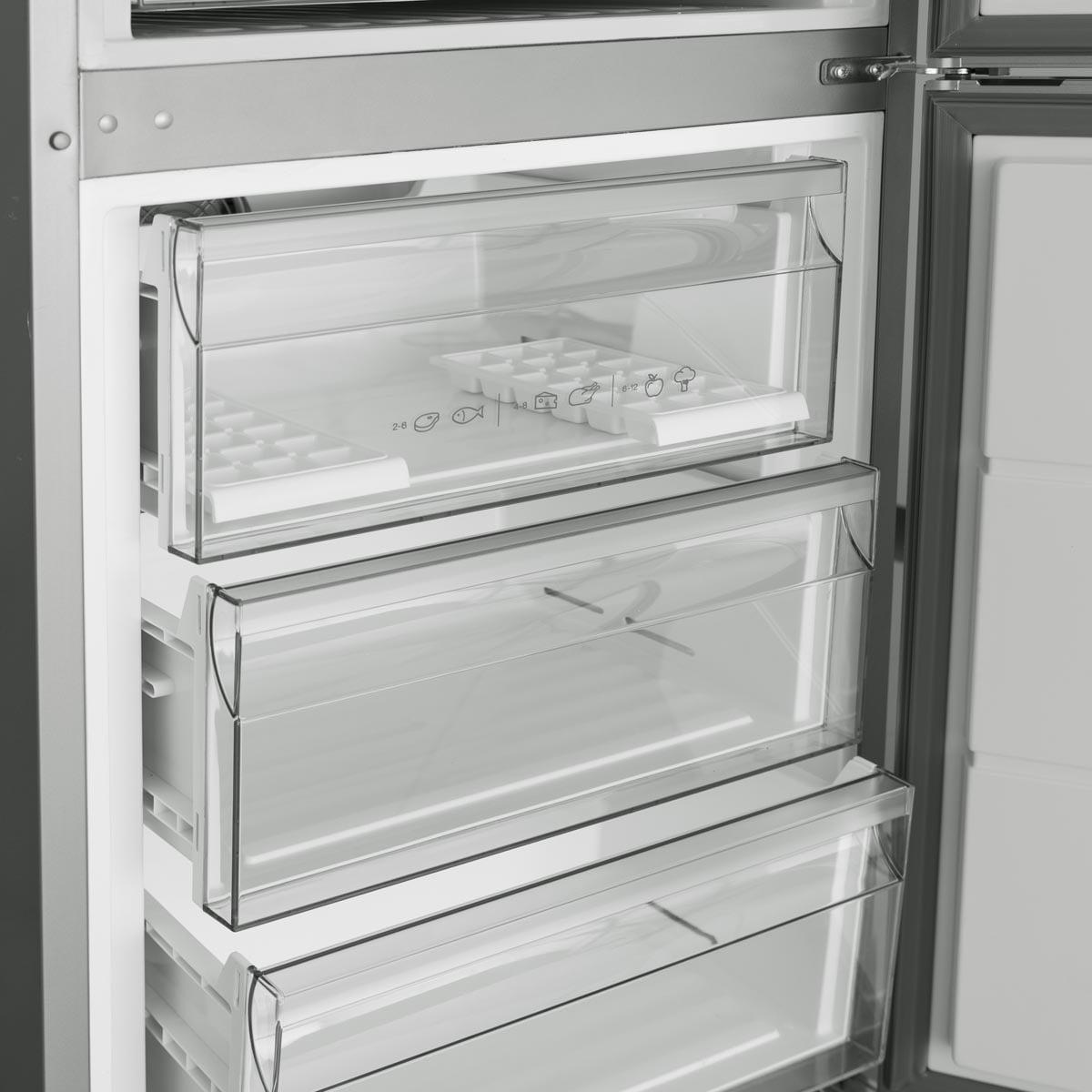 Kombinovani frižider 324 l (208+22+94) - Sharp SJ-BA10IMXI2 police