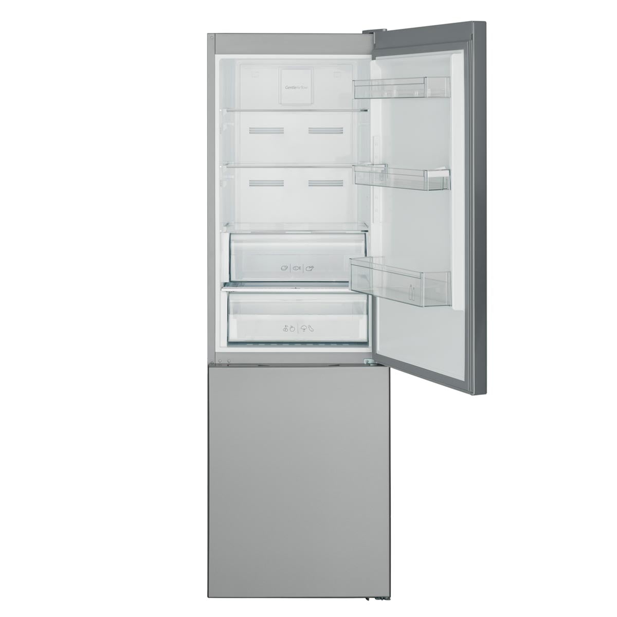 Kombinovani frižider 324 l (208+22+94) - Sharp SJ-BA10IMXI2 otvorena gornja vrata
