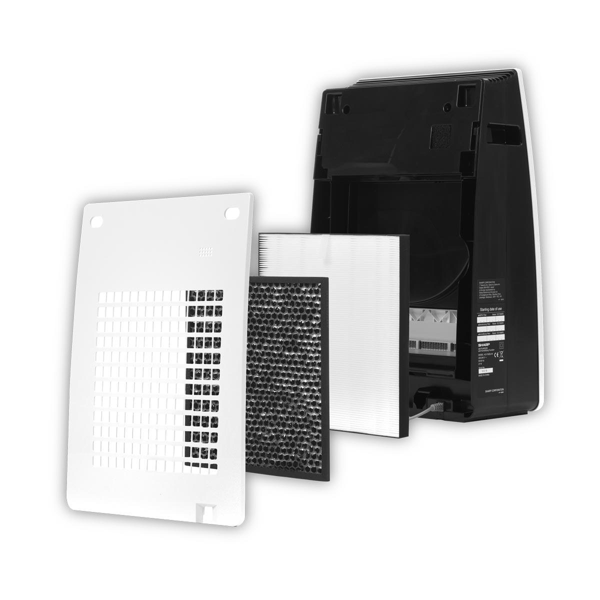 Prečišćivač vazduha sa jonizatorom, ovlaživačem i HEPA filterom - Sharp KC-F32EU-W filteri