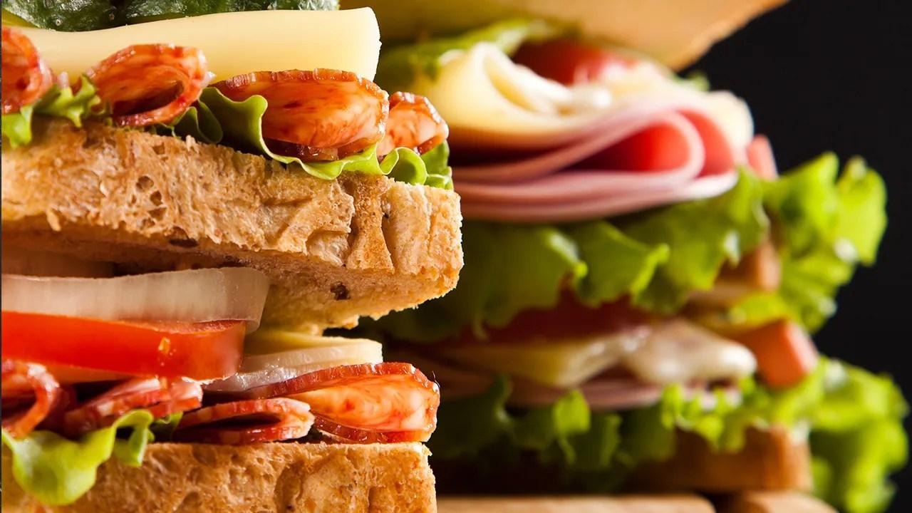 Hleb za sendviče