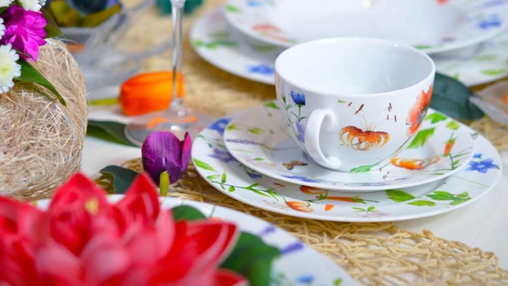 Butterfly porcelanski set za ručavanje 8