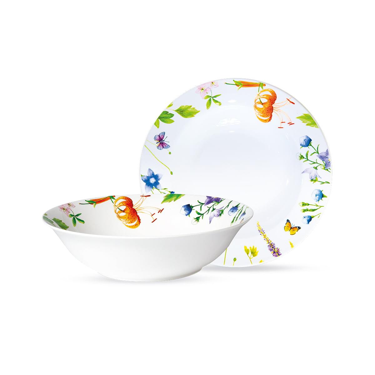 Butterfly porcelanski set za ručavanje 1 - Činija