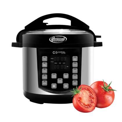 Električni ekspres lonac EL-1500-Gourmet paradajz