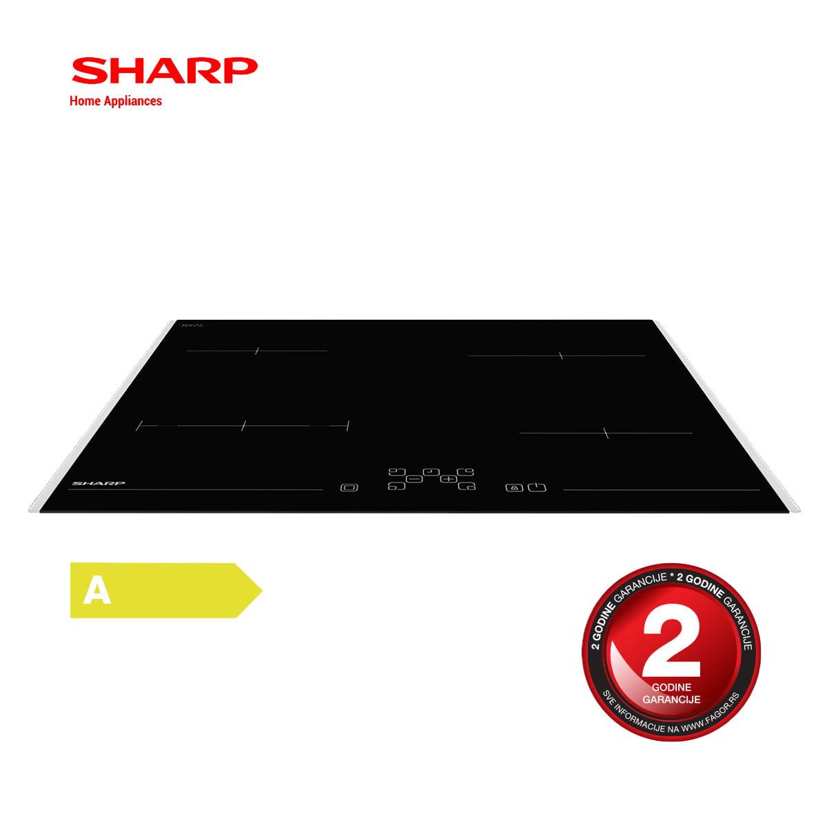 Ugradna ploča - Sharp KH-6V08FT00 ploca odgore 1