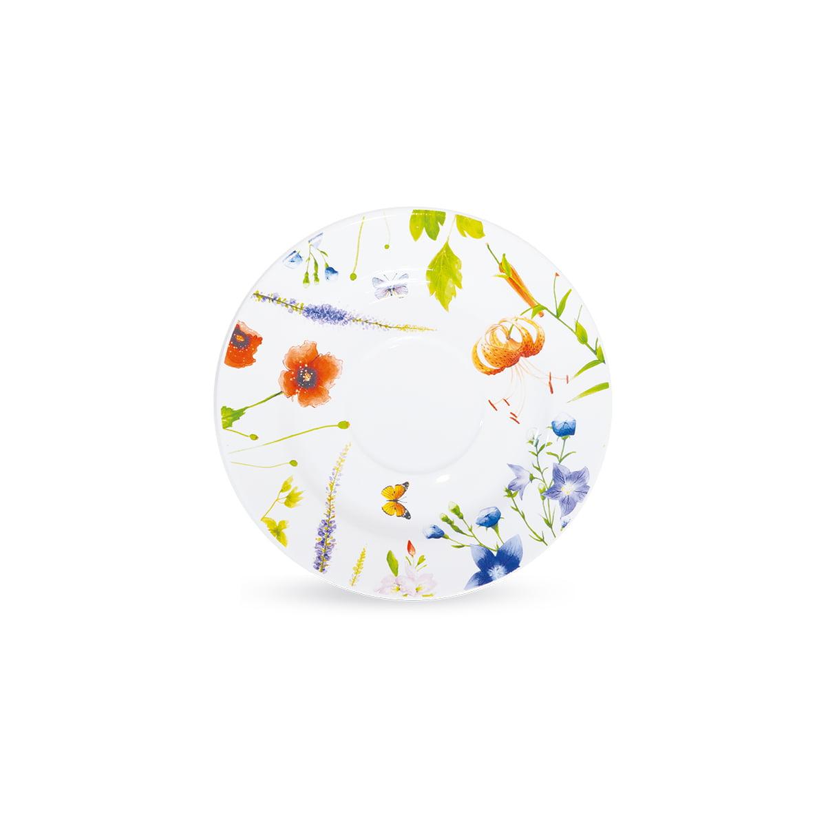 Butterfly porcelanski set za ručavanje 7 - Tacna