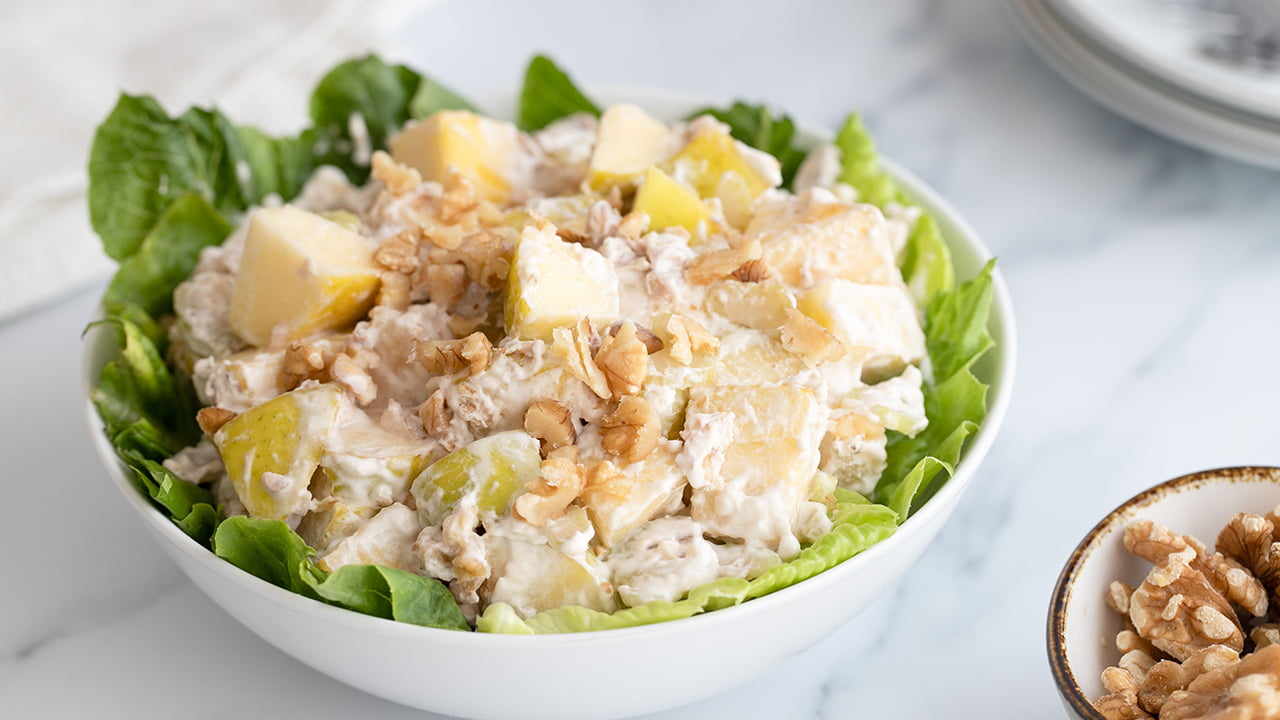 valdorf salata recept
