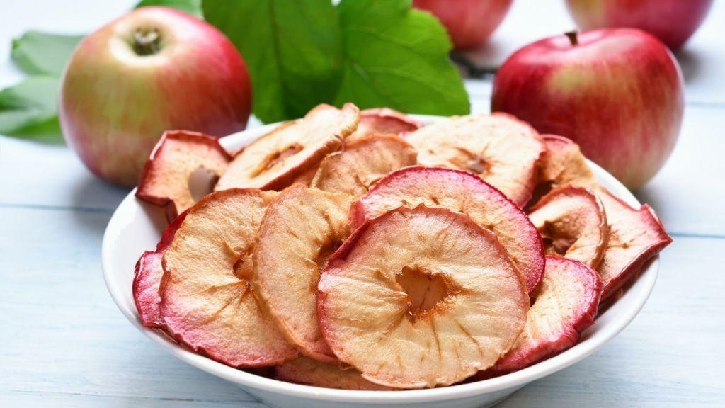čips jabuka