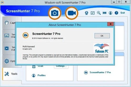 ScreenHunter Pro Keygen
