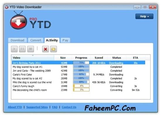 YTD Youtube Downloader Pro Serial Key