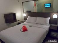 Tune Hotel Kuta Bali - Kamar