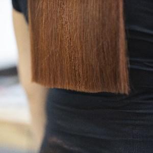 Trim Thick Hair