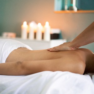 Neck, Shoulder & back Massage 30 Min